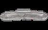 Грузик набивний для сталевих дисків 65 г