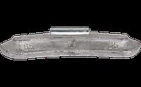 Грузик набивной для стальных дисков 65 г