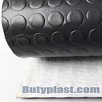 Автолин черный пятак
