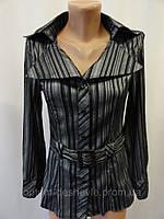Молодежные блузы на поясе., фото 1