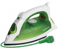 Утюг Polaris PIR 2262 White/Green, 2200W, антипригарная подошва GraphiTECH, распыление воды, самоочистка от накипи