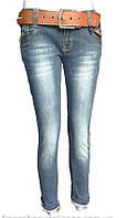 Женские джинсы узкие True angel