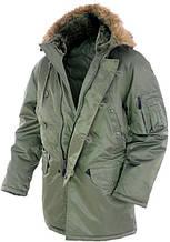 Куртки Mil-Tec,летные MA1,Alaska