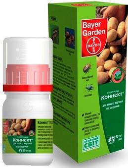 Инсектицид Коннект 112,5 SC к.с. (15мл)