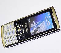 Кнопочный мобильный телефон Samsung S310 копия 2 сим FM Bluetooth