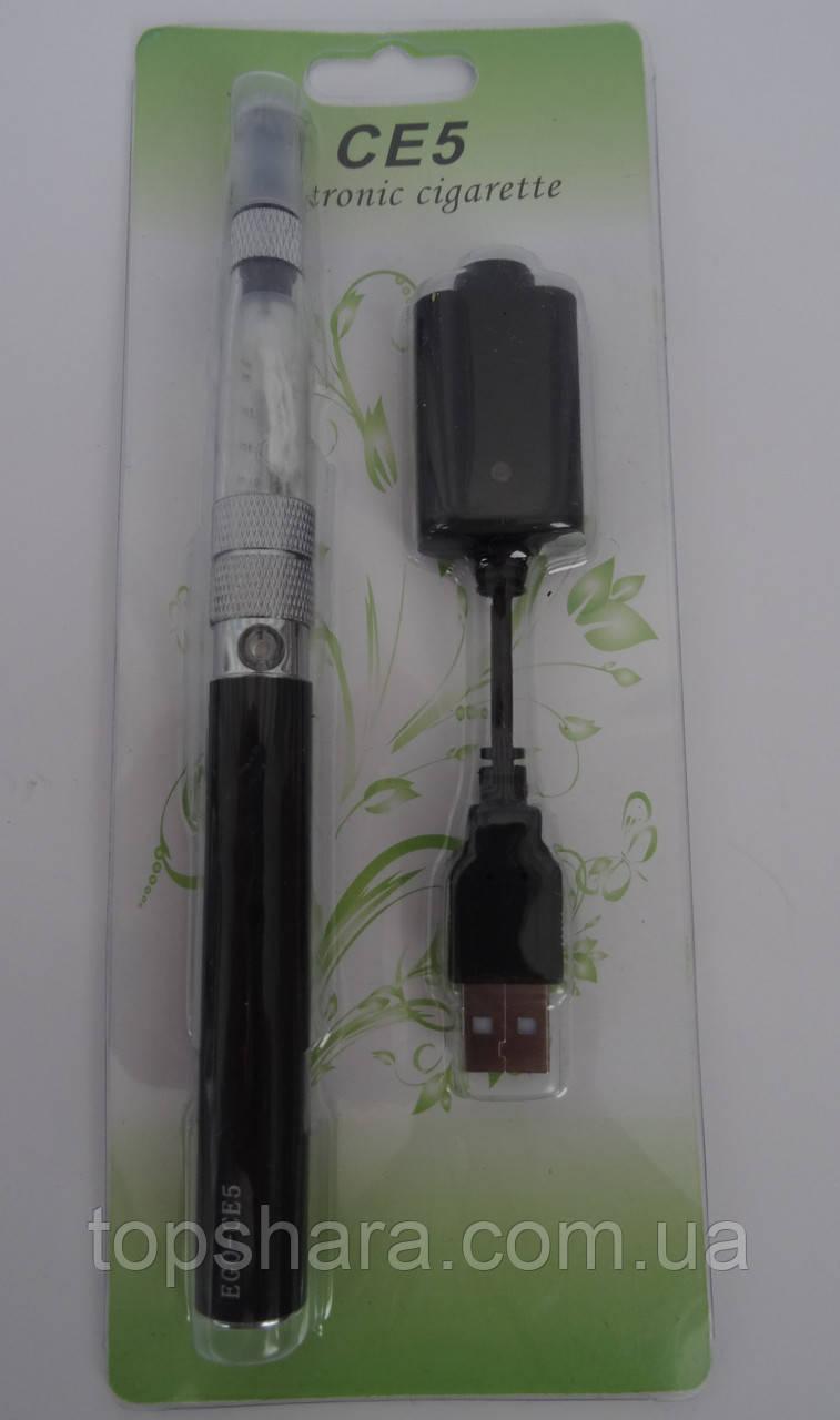 Электронная сигарета EGO CE5 1100 мАh черная
