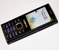 Кнопочный мобильный телефон Nokia x200 копия 2 сим FM Bluetooth