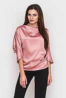 Нарядная женская блуза из атласа