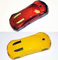 Мобильный телефон машинка Vertu Bugatti Veyron C618 копия 2 сим металлический корпус