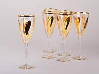Набор бокалов для вина 6 предметов   ed103-407