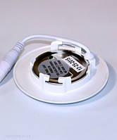 LED PANEL LIGHT 12W Точечный светодиодный светильник круг