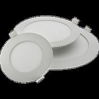 LED PANEL LIGHT 6W Точечный светодиодный светильник круг