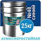 Фарбекс Farbex Фарба Емаль ПФ-115 Синя №48 0,9 кг, фото 3