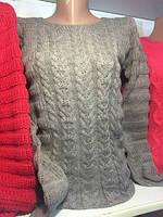 Свитер плотная вязка от 15 шт микс, фото 1