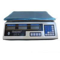 Торговые электронные весы до 50 кг