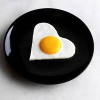 Формы для яичницы  Сердечки ( две формы в наборе )