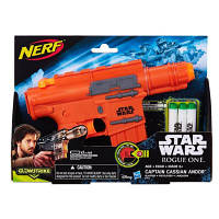 Nerf бластер бойца Звездных Войн