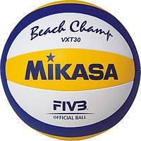 Мяч для пляжного волейбола Mikasa (VXT30)