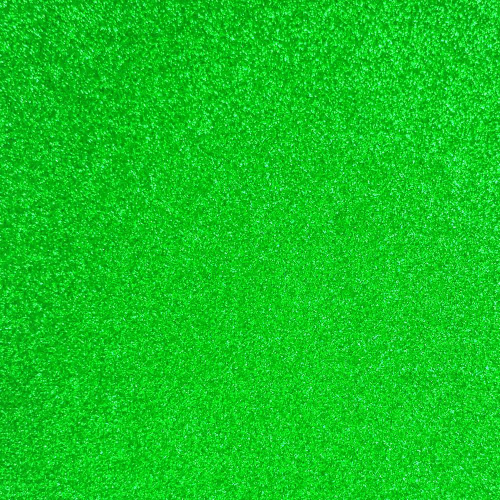 Фетр з блискітками 1.6 мм, Корея, ЗЕЛЕНИЙ, 5.7х15.5 см