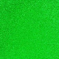 Фетр с блестками 1.6 мм, Корея, ЗЕЛЕНЫЙ, 5х15 см