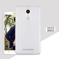 Чехол Xiaomi Redmi 4 Note  Оригинальный Бампер white