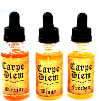 Жидкость Carpe Diem 30ml.  Для вейпинга (Ассорти)