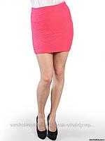Юбка корсажная розового цвета, сток Bershka