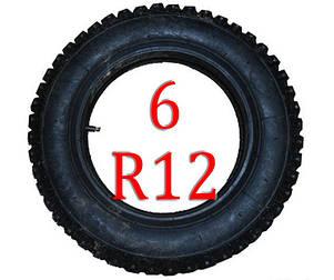 Цепи на колеса 6 R12