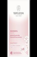 Weleda Tagespflege Mandel Wohltuende Gesichtscreme - крем для сухой кожи лица, 30 мл