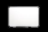 Доска маркерная 300x100 см сухостираемая ABC Office, в алюминиевой рамке, трехсекционная, фото 2