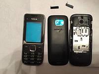 Комплект панелей с кнопками Nokia C2-01 черный Н/С