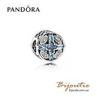Шарм Pandora ЗИМНИЕ МОМЕНТЫ #791995NMBMX серебро 925 Пандора оригинал
