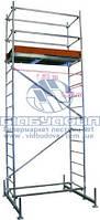 Вышка-тура алюминиевая KRAUSE Mobil 1,55x0,70 (916013)