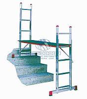 Помост лестничный KRAUSE Corda 2x5 ступеней (080027)