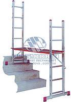 Помост лестничный KRAUSE Corda 2x6 ступеней (080011)