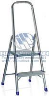 Стремянка алюминиевая бытовая ELKOP ALW 6 ступеней (506)