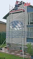 Модульная вышка KRAUSE ProTec 0,7x2,0м (7,3м) (910158)
