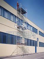 Вышка модульная алюминиевая SVELT TEMPO TECH-L 2,0х1,35м (110297)