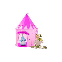 Палатка - Замок (розовая), Bino