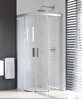 Душевой уголок Huppe Design pure R500 раздвижной 90x90