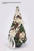 Искусственная елка с декором, 95 см. (handmade).
