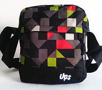 Стильная наплечная сумка. Отличное качество. Практичная мужская сумка. Купить удобную сумку. Код: КДН1090