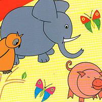 «Рисуй, малыш». Обучающая книжка для дошкольного возраста.