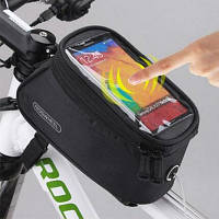 """Велосумка на раму Roswheel для 5.7"""" телефонов"""
