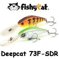 Воблер Fishycat Deepcat 73F-SDR