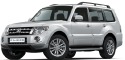 Популярні запчастини Mitsubishi Pajero Wagon IV 2007-