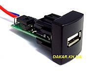 Универсальное зарядное устройство Штат USB 1,2 для ВАЗ Приора Гранта