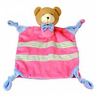Игрушка платочек - Медведь, Bino