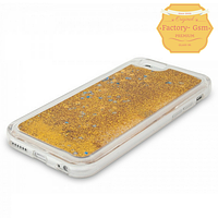 Чехол LIQUIDE GOLD для Iphone 5/5s/5e