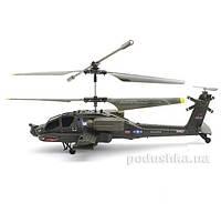 Вертолёт с 3-х канальным и/к управлением, светом и гироскопом 22 см Syma S109G